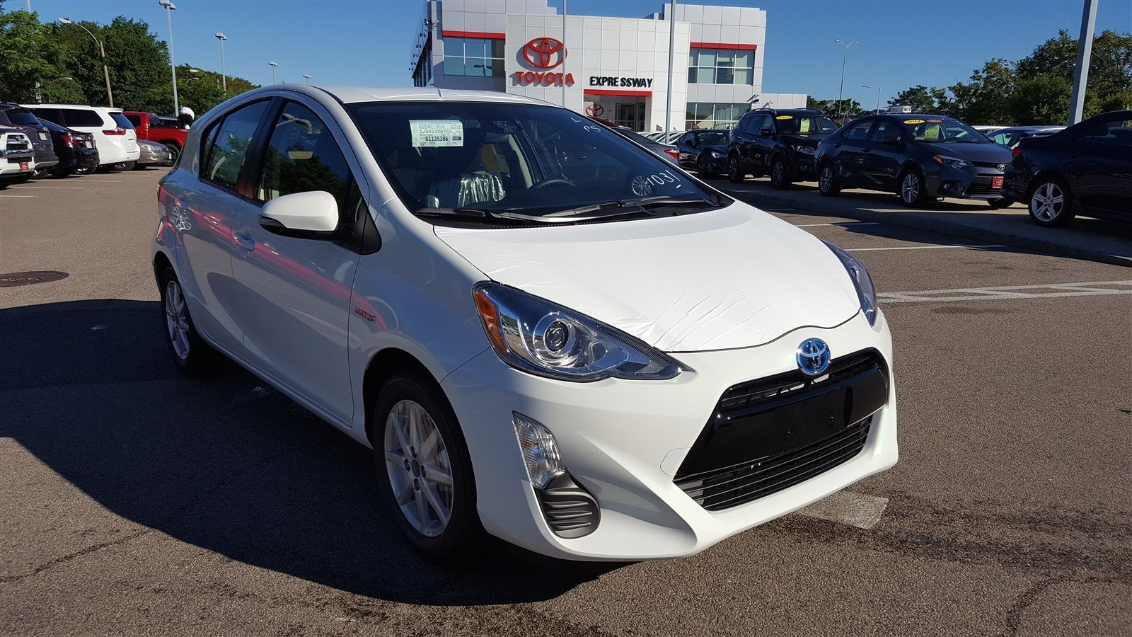 new 2016 toyota prius c hatchback in boston 16742 expressway toyota. Black Bedroom Furniture Sets. Home Design Ideas